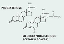 Progesterone Even Release Tablets